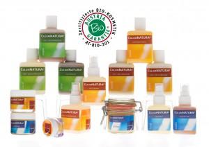 CULUMNATURA Produkte biozertifiziert